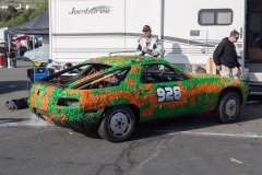 It's not a race without a silly 928 in it