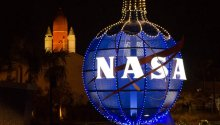 Christmas at the Kennedy Space Center