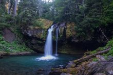 Iron Falls, Washington