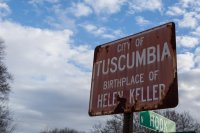 Also passed through nearby Tuscumbia