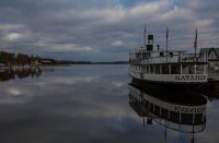 Katahdin steamship, Greenville ME