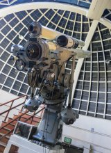 The big telescope at the Griffith
