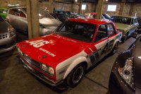 The TransAm series-winning #46 BRE Datsun 510