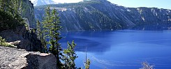 Crater Lake & Myrtle Point, OR